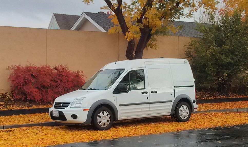 Appliance Repair Gurus service van